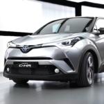 トヨタ新型SUV CH-R2016年比較