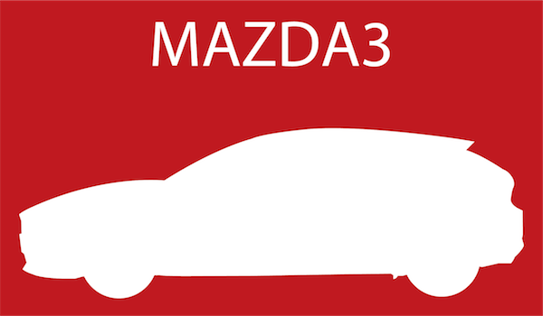 マツダ3がカッコいいと思うポイント